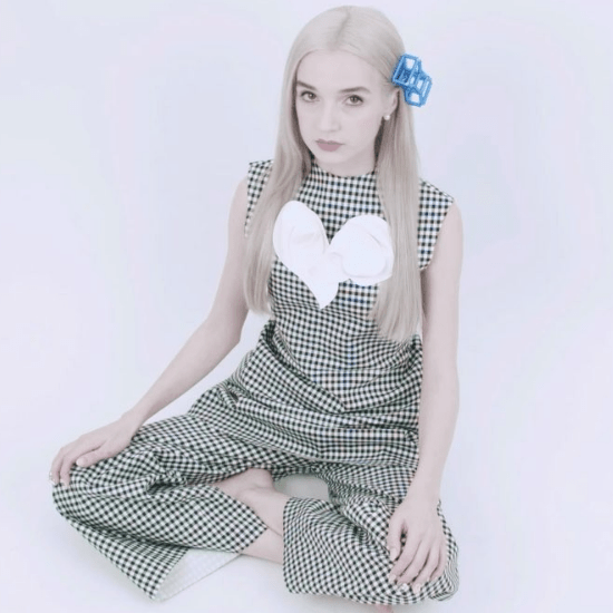 Checkered Jumpsuit That Poppy