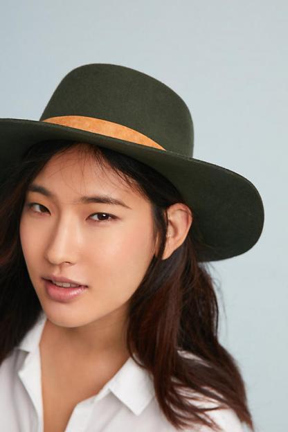Jada Boater Hat, $68