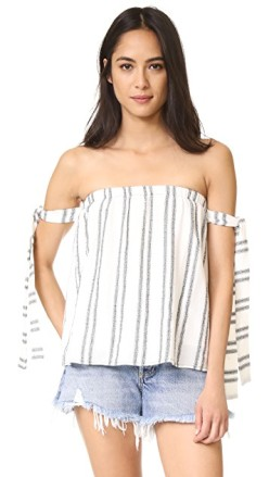 LIV Striped Top, $29
