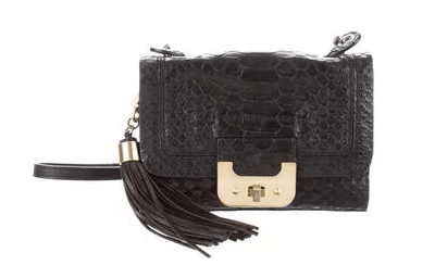DVF Mini Bag in black