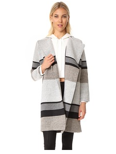 cupcakes and cashmere Allessa Coat, $126