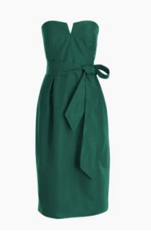 Tie-waist dress, $168