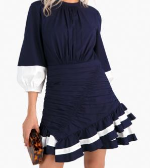 Poplin Mel dress, $495