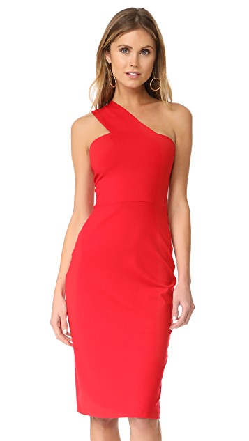 Susanna Monaco One-Shoulder Dress, $89