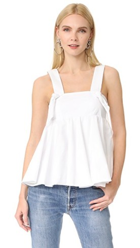Viva Aviva Knotted Top, $89