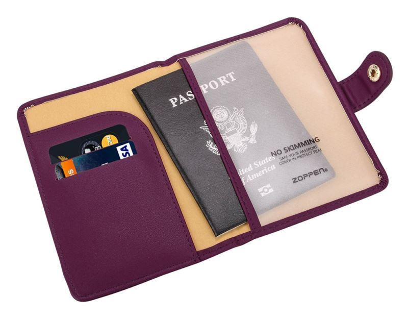 Passport Cover Case for Under $15