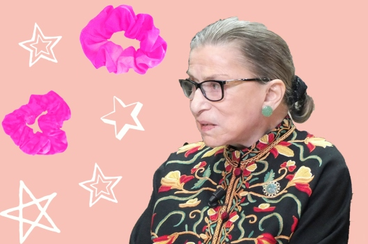 Ruth Bader Ginsburg Scrunchie Picks